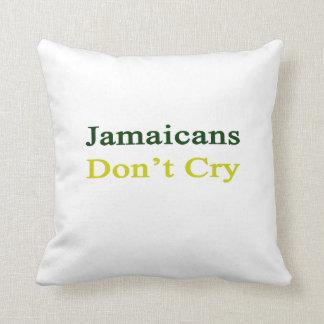 Jamaicans no llora almohada
