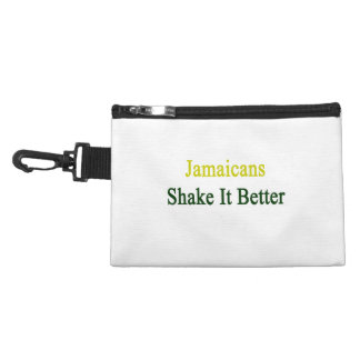 Jamaicans Shake It Better Accessories Bags