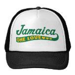 jamaicaonelove hat