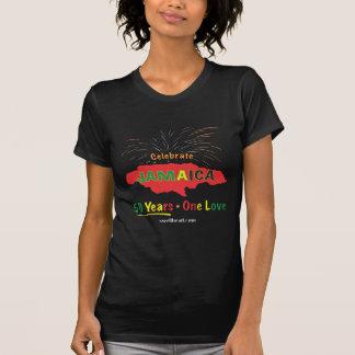 Jamaica's 50th Anniversary by Roxanne/Swellhead T-Shirt