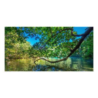 Jamaica's Blue Lagoon, Port Antonio Card
