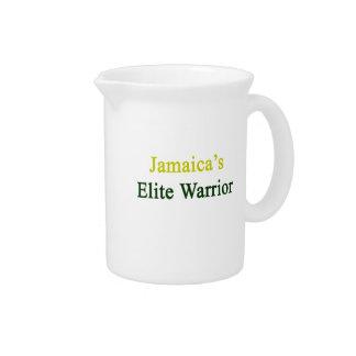 Jamaica's Elite Warrior Beverage Pitchers
