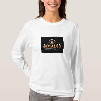 JAMAL-IN Ladies Long Sleeve Hoodie (Fitted)