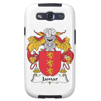 Jamar Family Crest Galaxy S3 Covers