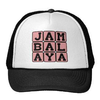 Jambalaya, acompañamiento de Cajun Gorra