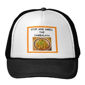 jambalaya trucker hat