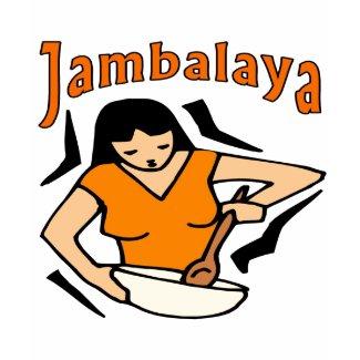 Jambalaya shirt