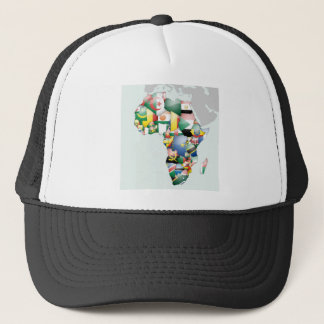 Jambo Habari Africa Beautiful Hello Mama Africa Trucker Hat