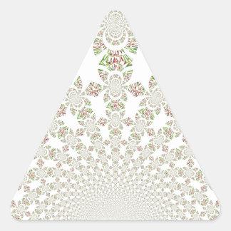 Jambo Habari Hakuna Matata.jpg Triangle Sticker