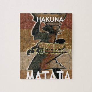 Jambo Habari Hakuna Matata. Puzzles Con Fotos
