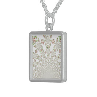Jambo Habari Hakuna Matata Sterling Silver Necklace