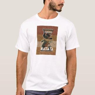 Jambo Habari Hakuna Matata. T-Shirt