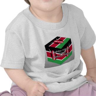 ¡Jambo Habari Kenia Hakuna Matata Camiseta