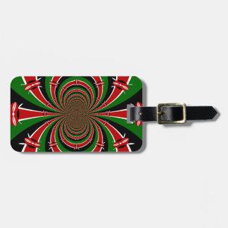 Jambo Habari ! Kenya Hakuna Matata Gift Tag For Bags