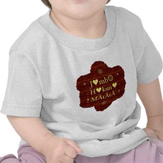 jambo Hakuna Matata day Gifts.png Shirt