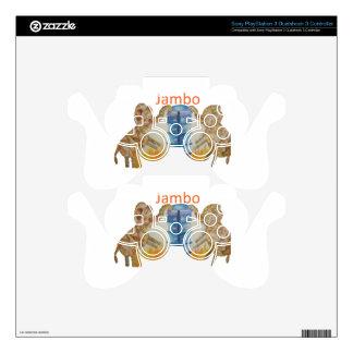 jambo Jumbo Hakuna Matata.png PS3 Controller Skins