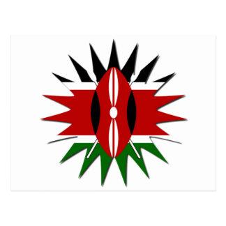 Jambo Kenia Hakuna Matata Tarjetas Postales