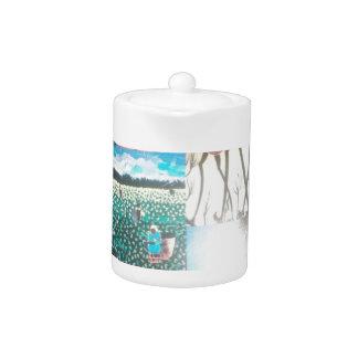 Jambo Kenya Hakuna Matata Teapot