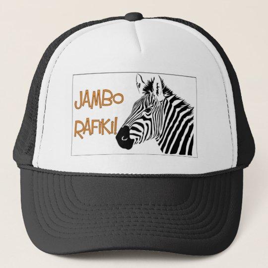 e5ce4f0301b Jambo Rafiki Safari Cap