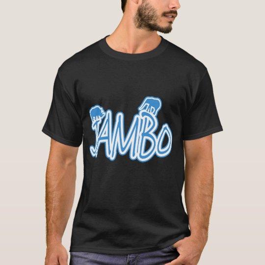 Jambo swahili for Hello T-Shirt