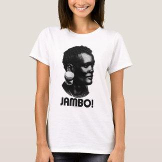 JAMBO! Swahili Greeting T-Shirt