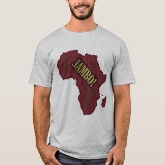 Jambo! The Swahili Word for Hello! T-Shirt