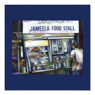 Jameela's Singapore Card