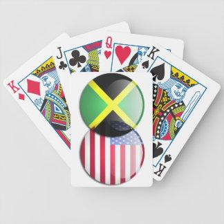 Jamerican Playing Cards