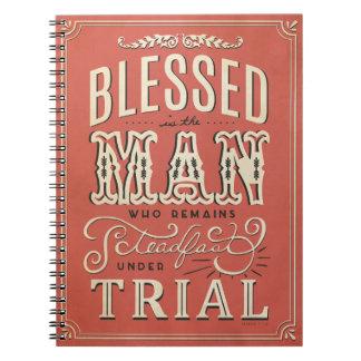 James 1:12 Notebook