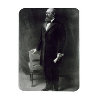 James A. Garfield, 20th President of the United St Magnet