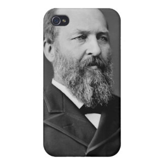 James A. Garfield iPhone 4/4S Case