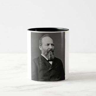 James A Garfield Coffee Mug