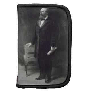 James A. Garfield, vigésimo presidente del St unid Planificadores