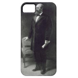James A Garfield vigésimo presidente del St unid iPhone 5 Cobertura