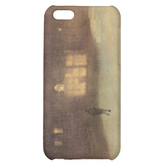 James Abbot McNeill Whistler - Nocturne in gray an iPhone 5C Case