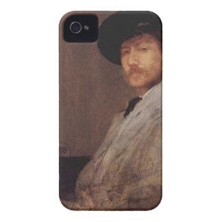 James Abbot McNeill Whistler - Self Portrait Blackberry Bold Cover