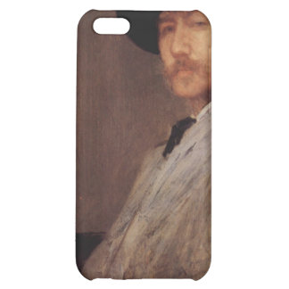 James Abbot McNeill Whistler - Self Portrait iPhone 5C Cases