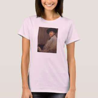 James Abbot McNeill Whistler - Self Portrait T-Shirt