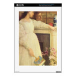 James Abbot McNeill Whistler - Symphony in White N Decals For PS3
