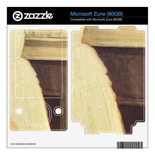 James Abbot McNeill Whistler - Symphony in White N Zune Skin