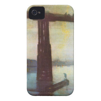 James Abbot McNeill Whistler - The old Battersea B Blackberry Bold Covers