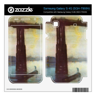 James Abbot McNeill Whistler - The old Battersea B Samsung Galaxy S 4G Skin