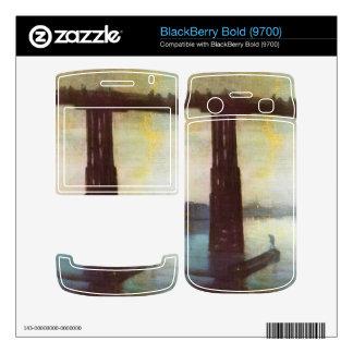 James Abbot McNeill Whistler - The old Battersea B BlackBerry Bold Skins