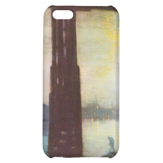 James Abbot McNeill Whistler - The old Bersea B Cover For iPhone 5C