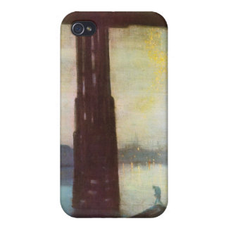 James Abbot McNeill Whistler - The old Bersea B Covers For iPhone 4