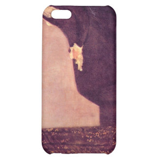 James Abbot McNeill Whistler - Whistlers Mother iPhone 5C Covers