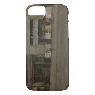 James Abbott McNeill Whistler - Chelsea Shops iPhone 8/7 Case