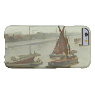 James Abbott McNeill Whistler - Grey and Silver Barely There iPhone 6 Case