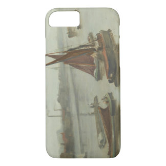 James Abbott McNeill Whistler - Grey and Silver iPhone 8/7 Case