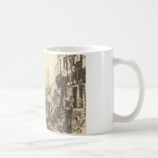 James Abbott McNeill Whistler - Limehouse Coffee Mug